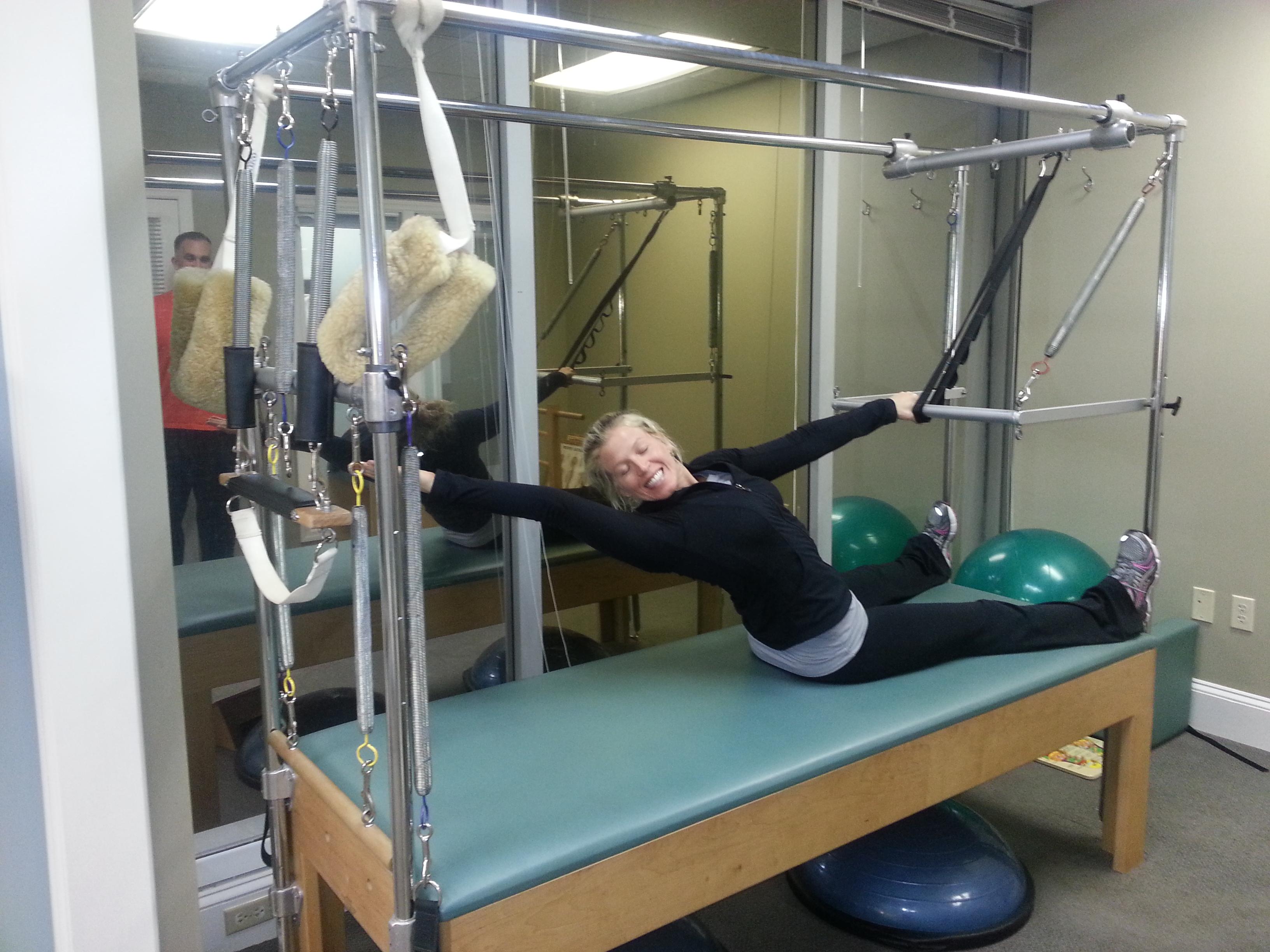 Pilates Cadillac – Odyssey Health Club