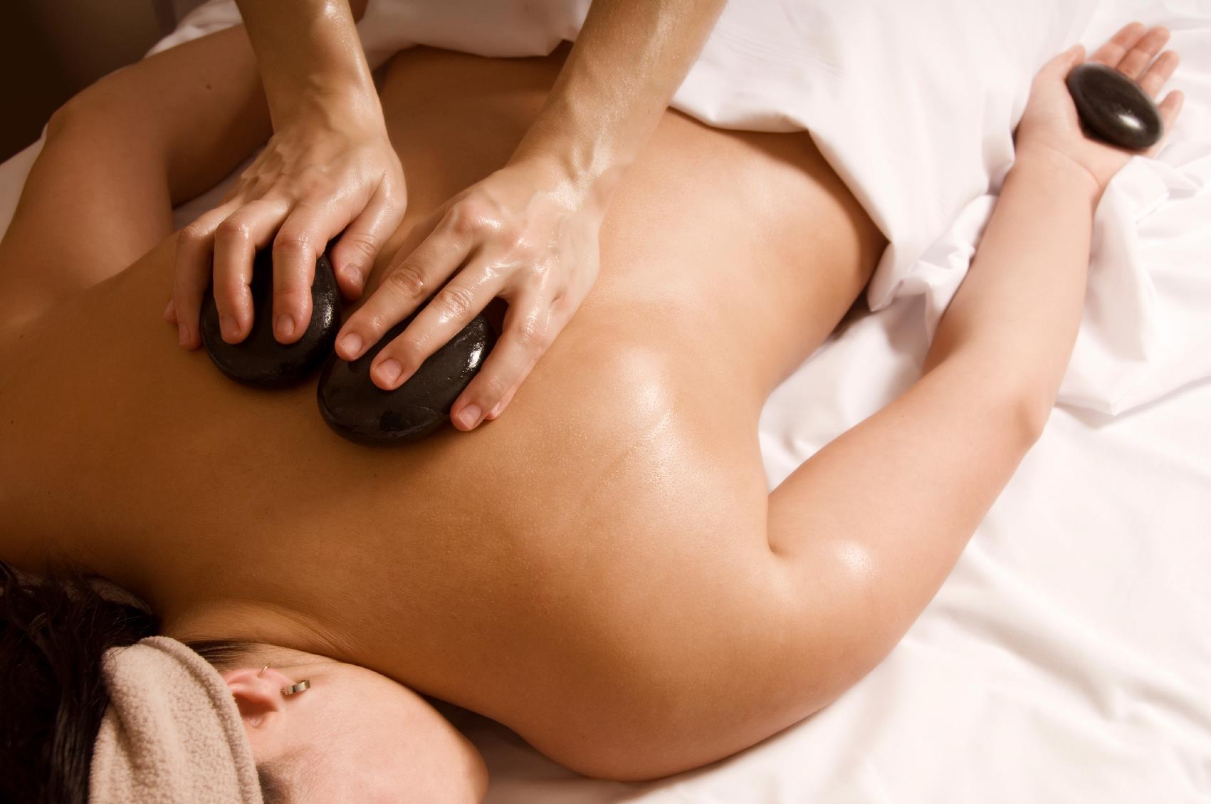 Hot Stone Massage Odyssey Health Club